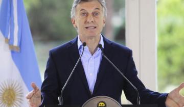 Imagen de Mauricio Macri brindará un informe de gestión por cadena nacional