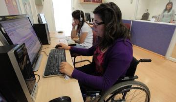 Imagen de Beneficio del Gobierno: los discapacitados que consigan trabajo seguirán cobrando su pensión