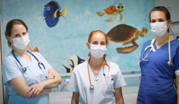 Imagen de La historia de tres pediatras que eligieron al Partido de La Costa para vivir