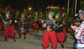 Imagen de General Madariaga: esta noche comienzan los festejos de carnaval en el adoquinado