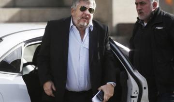 Imagen de Se postergó la indagatoria a Stornelli en Dolores: renunció su defensa