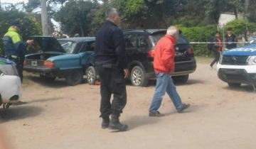 Imagen de Fuerte choque en Villa Gesell: dos personas heridas