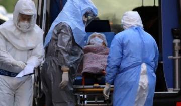 Imagen de Coronavirus: confirmaron 6.000 nuevos casos en la Provincia, que se acerca a los 350.000 contagios