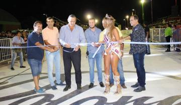 Imagen de Así fue la primera noche del Carnaval del Sol en Dolores