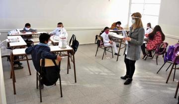 """Imagen de Ratificaron la vuelta a clases presenciales en condiciones """"cuidadas"""" y """"recuperando aprendizajes"""""""