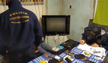 Imagen de Balcarce: detienen al dueño de una radio por una causa de pornografía infantil