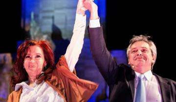 Imagen de Alberto Fernández y Cristina Kirchner encabezan el acto central por el Día de la Lealtad Peronista