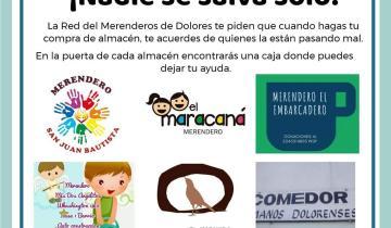 Imagen de Red de Merenderos Dolorenses piden colaboración de la comunidad