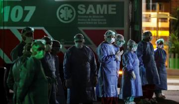 Imagen de Coronavirus en Argentina: confirmaron 381 muertes y 16.546 contagiados en las últimas 24 horas