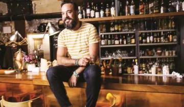 Imagen de Un pinamarense es el dueño de Florería Atlántico, el tercer mejor bar del mundo