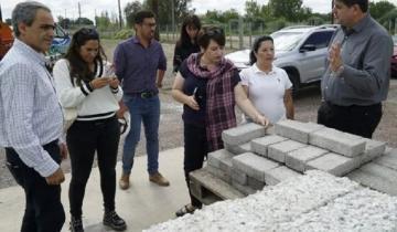 Imagen de El fenómeno del reciclado de plástico en Junín: con el material hicieron una casa