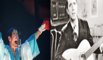 Imagen de El 24 de junio, la fecha en la que la música popular rinde homenaje a Carlos Gardel y Rodrigo Bueno