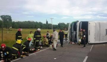 Imagen de El mensaje de Mundo Marino ante el accidente en la Ruta 2