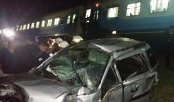 Imagen de Maipú: una persona murió al ser arrollada por el tren
