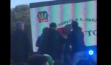 Imagen de El dramático video del participante de la Fiesta de la Medialuna