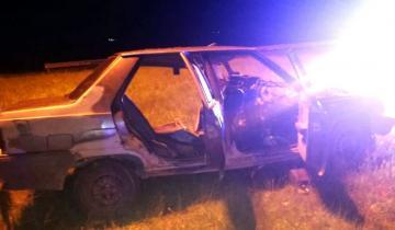 Imagen de Tres personas de Ayacucho protagonizaron un grave accidente de tránsito