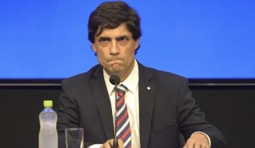Imagen de Lacunza adelantó que buscarán renegociar la deuda con el FMI