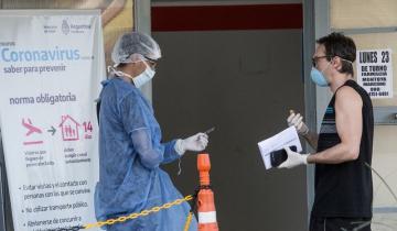 Imagen de Coronavirus en Argentina: se sumaron 134 contagiados y el total de casos ya superó los 5 mil en el país