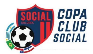 Imagen de El Club Social de Dolores, sede de la Copa de Fútbol juvenil masculino sub 15