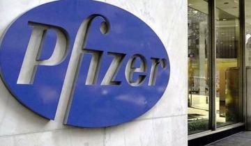 Imagen de Pfizer asegura que logró una eficacia del 90% en la vacuna contra el Coronavirus