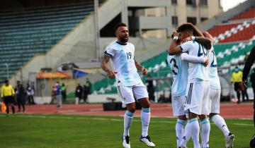 Imagen de Eliminatorias al Mundial: quiénes son los dos jugadores nacidos en Mar del Plata que hoy serán titulares en la Selección