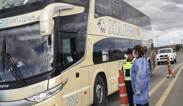 Imagen de Con algunas restricciones, se restablecieron los viajes grupales con fines turísticos