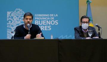 Imagen de Provincia firmó contratos para obras que alcanzan a 9 distritos de la Quinta Sección