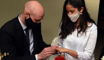 Imagen de La Provincia: los municipios que estén en la fase 5 podrán celebrar casamientos