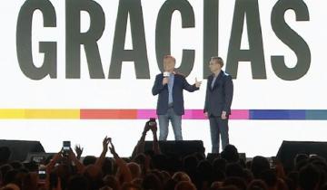 """Imagen de Macri reconoció la derrota: felicitó a Alberto y lo invitó a empezar una """"transición ordenada"""""""