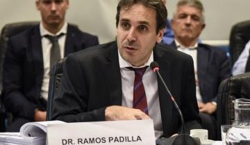 """Imagen de El padre de Alejo Ramos Padilla denunció """"persecución"""""""