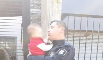 Imagen de Encuentran a un bebé en shock dentro de una camioneta: el padre se lo había olvidado