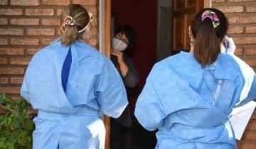 """Imagen de Coronavirus: el 10% de los bonaerenses ya se contagió y trabajan para contener la """"segunda ola"""""""