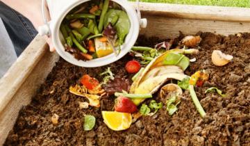 Imagen de General Lavalle alienta el compostaje para reducir el 50% de los residuos hogareños