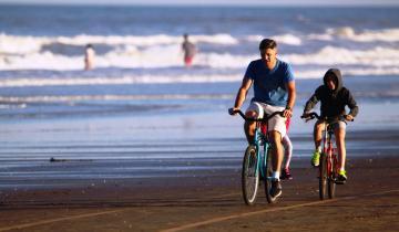 Imagen de El cicloturismo, la nueva propuesta de La Costa que combina el deporte y la naturaleza