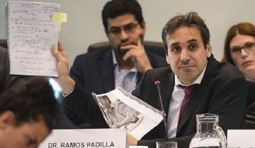 Imagen de Confirmaron a Ramos Padilla al frente de la causa de D'Alessio y Stornelli