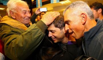 Imagen de La intimidad de la visita de Axel Kicillof a la región, 48 horas después de ser confirmado candidato