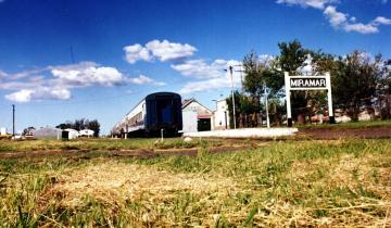 Imagen de Realizarán un estudio técnico para evaluar el regreso del tren entre Mar del Plata y Miramar