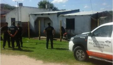 Imagen de Miramar: cuatro delincuentes asaltaron a una familia y se llevaron más de 6 millones de pesos