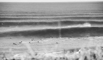 Imagen de Fenómeno en Mar del Plata: las olas podrían llegar a los 6 metros