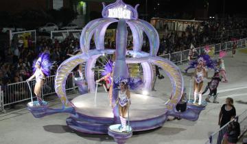 Imagen de Dolores vivió otra gran noche del Carnaval del Sol