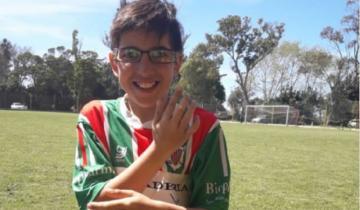 Imagen de Un chico de 13 años de Mar del Plata necesita 15 mil pesos para una mochila de oxígeno