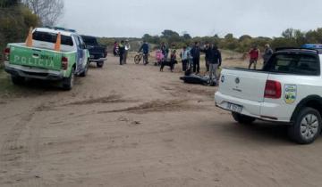 Imagen de Accidente de tránsito deja un herido en Villa Gesell