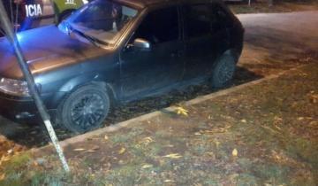 Imagen de General Madariaga: intentaron robar un auto y fueron capturados por la policía