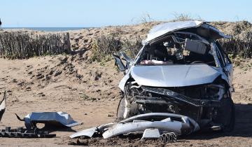 Imagen de Pinamar: avanza la investigación por la muerte de dos personas en el accidente de la Avenida del Mar