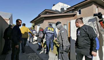 Imagen de Allanamientos en las viviendas de Cristina Kirchner