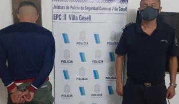 Imagen de Villa Gesell: detuvieron al presunto conductor del vehículo que chocó y mató a un peatón y se dio a la fuga
