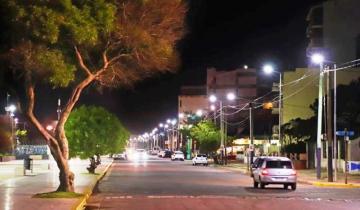 Imagen de Anuncian en La Costa la colocación de 10 mil luces LED hasta fin de año