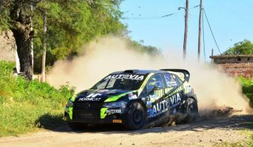 Imagen de Luego de 10 años, el Rally Argentino vuelve este fin de semana a General Madariaga