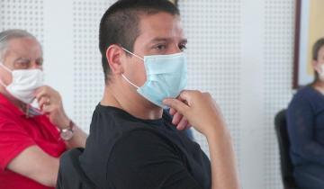 Imagen de Un cercano colaborador del intendente del Partido de La Costa dio positivo: Cristian Cardozo fue aislado y preocupa su salud
