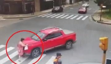 """Imagen de Mujer policía atropelló a una abuela porque """"confundió el freno con el acelerador"""""""
